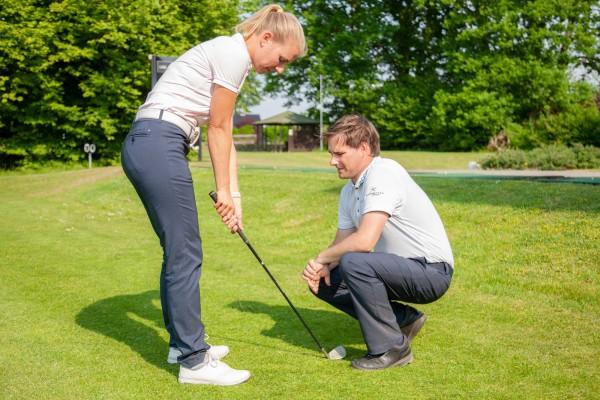 1-Tageskurs bei unseren Senior-Pro's - David Leadbetter Golf Academy