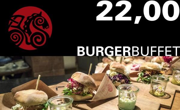 Gutschein für Burgerbuffet