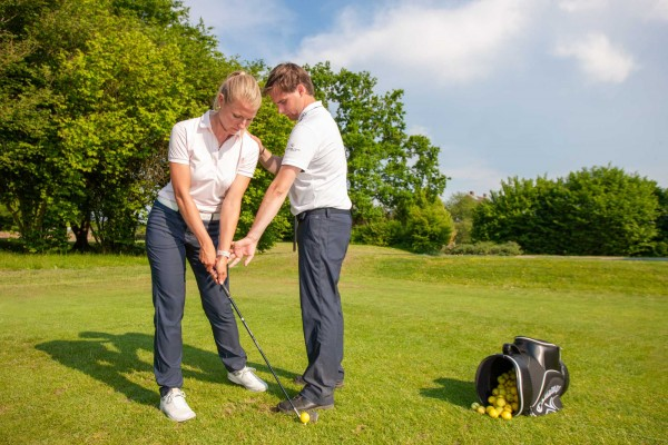 Einzeltrainerstunde - David Leadbetter Golf Academy