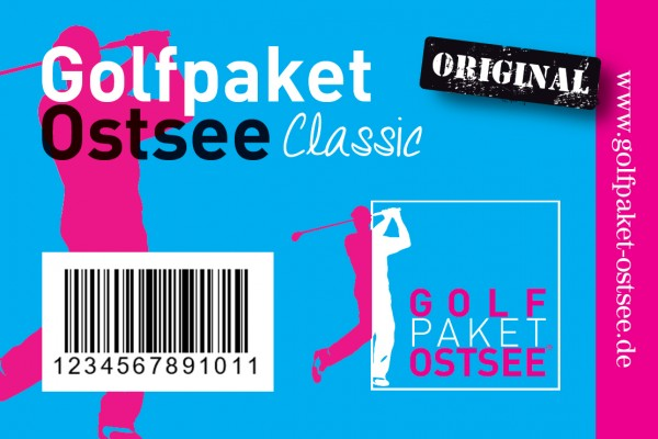 Golfpaket Ostsee - Classic
